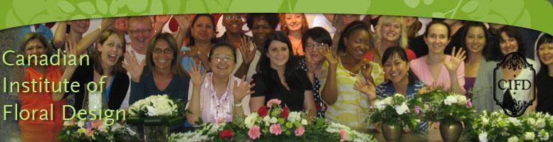 Cifd School Of Floral Design